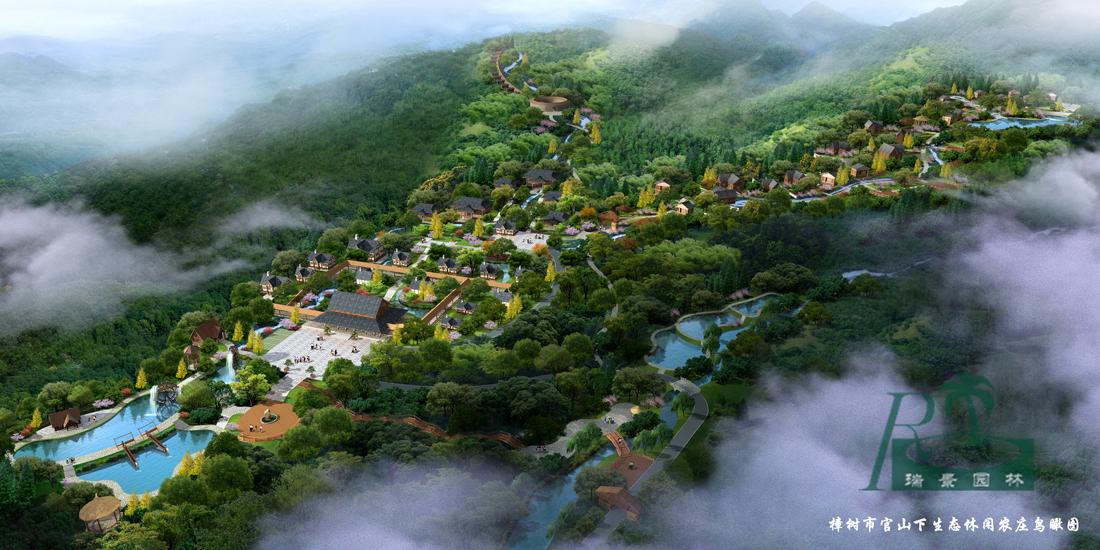 总体鸟瞰图项目规模:65亩项目地址:...